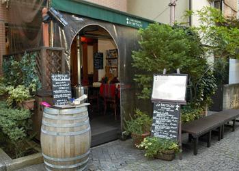 CAFÉ-CREPERIE LE BRETAGNE
