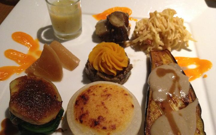 編集部が訪れた美味しい名店『足跡レストラン』|日水土|東銀座