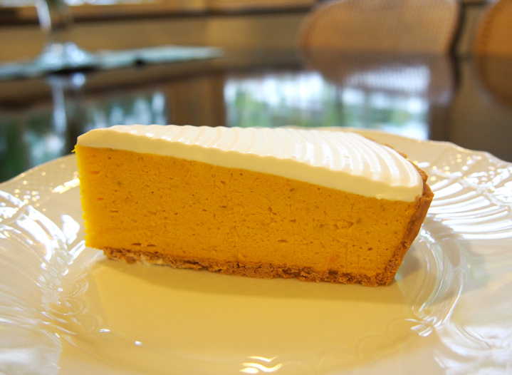 この料理に感動した『こだわりの一皿』|かぼちゃのタルト|Grace《グレース》|西荻窪