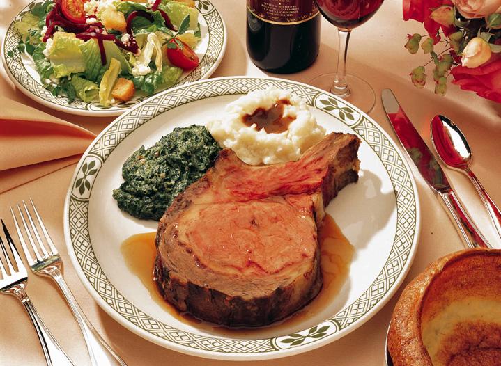 この料理に感動した『こだわりの一皿』|プライムリブ(ローストビーフ)|ロウリーズ・ザ・プライムリブ 東京|恵比寿