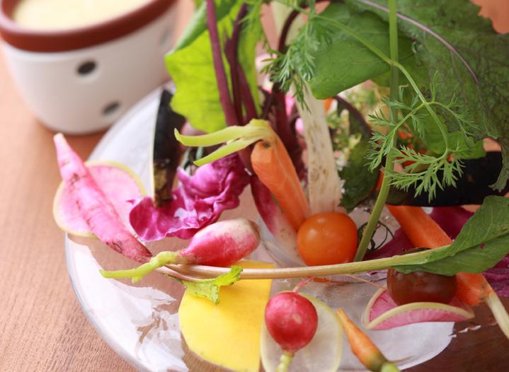 この料理に感動した『こだわりの一皿』|農園バーニャカウダ|PASTA HOUSE AWkitchen|中目黒