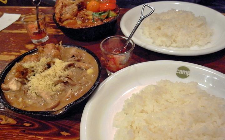 編集部が訪れた美味しい名店『足跡レストラン』|野菜を食べるカレー camp|代々木