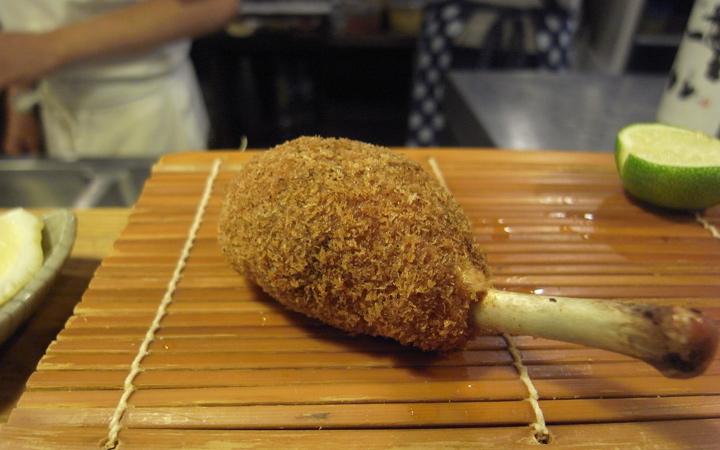 編集部が訪れた美味しい名店『足跡レストラン』|串徳|渋谷