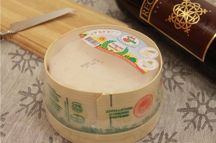 |季節のおくりもの|本場フランスの味をお届け「チーズヴィレッジ」のモンドールとブリーチーズ