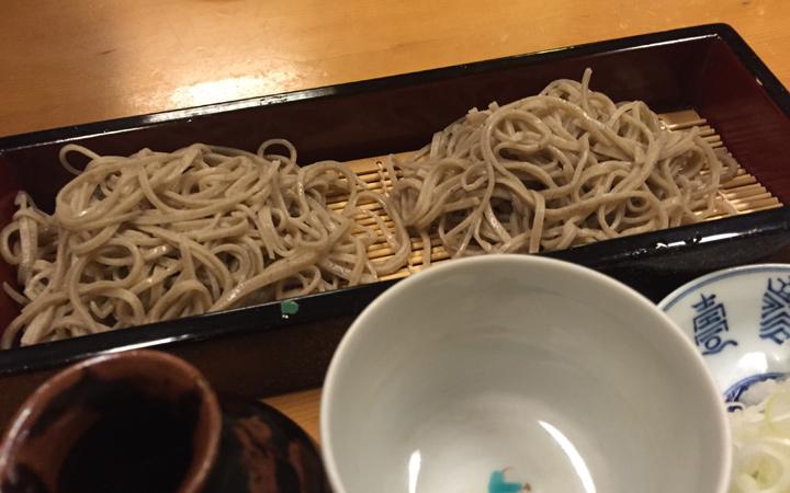 編集部が訪れた美味しい名店『足跡レストラン』|蕎亭 大黒屋|浅草