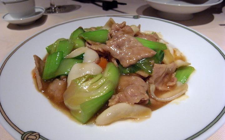 編集部が訪れた美味しい名店『足跡レストラン』|中国飯店|六本木