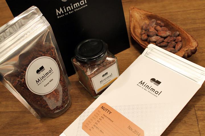 |季節のおくりもの|専門店ならではの美味しさを「Minimal」のChocolate