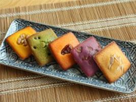 |季節のおくりもの|麻布野菜菓子から「野菜のフィナンシェ」と「野菜チップス