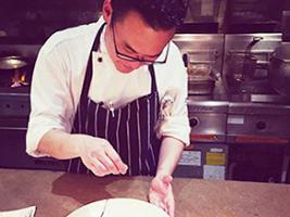 【料理家ラボ】原島正幹さん パワーチャージできる料理を作り続ける