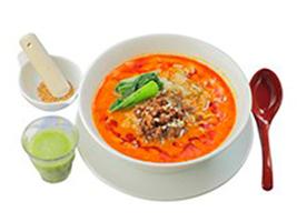 女性も入りやすい!担担麺専門店「担担麺ごまる」2月18日(木)銀座にオープン。