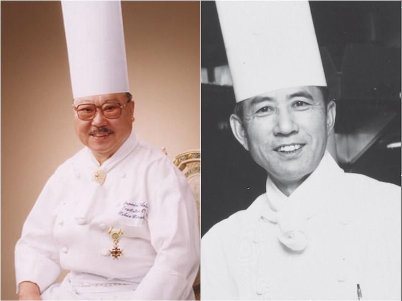 |世界に自慢したいフランス料理のシェフ|「時代を大きく動かした、ホテルの二大巨匠シェフが残したもの」