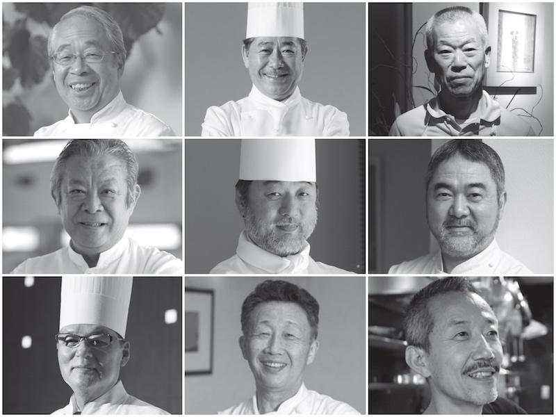 世界に自慢したいフランス料理のシェフ[7]宇田川悟先生が選ぶ 当代のシェフ9人