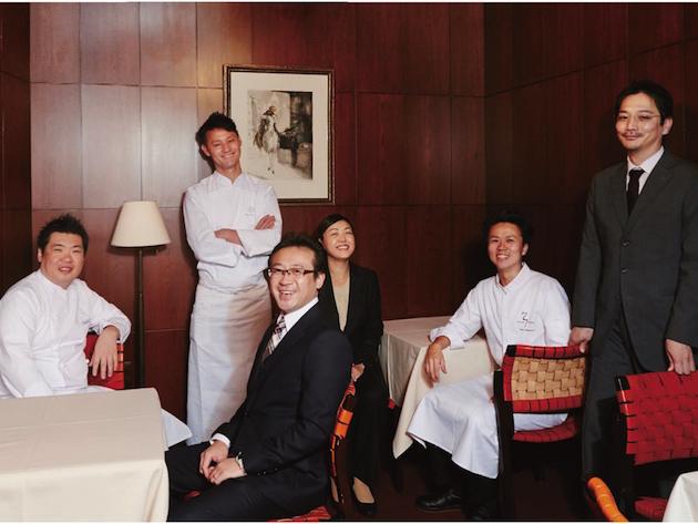 |世界に自慢したいフランス料理のシェフ|多様化する東京フレンチの真骨頂!気鋭のシェフプロデュースの新店が銀座に!「セット・セッテ」ー銀座ー
