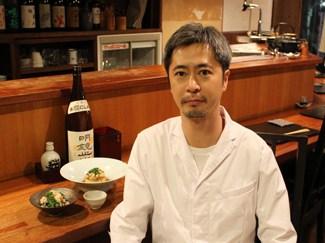 """【料理家ラボ】田中 将一さん """"素材をシンプルな組み合わせで和食に"""""""