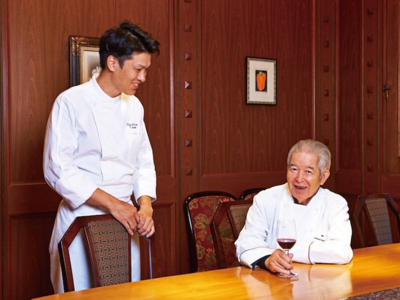 【血統の一皿】ポンドール・イノ:柚原賢シェフ「もっと美味しく。高みを目指す、飽くなき向上心」