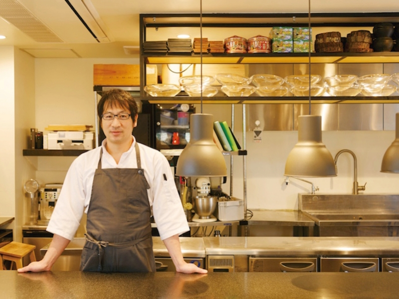 |Tokyo Food Journal|表現力が豊かな料理、プレゼン能力の高い店。