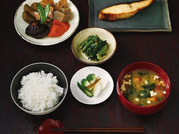 #8|知っていますか?「和食の基本」〜一汁三菜〜