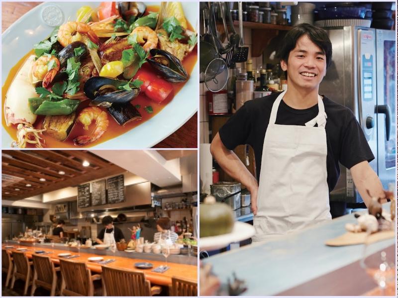 |世界に自慢したいフランス料理のシェフ|アタ[代官山] 掛川哲司シェフ