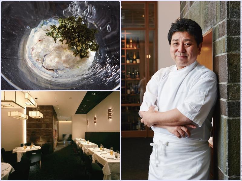|世界に自慢したいフランス料理のシェフ|Edition Koji Shimomura エディション・コウジ・シモムラ[六本木] 下村浩司シェフ