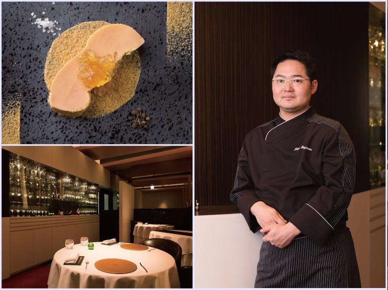|世界に自慢したいフランス料理のシェフ|レストラン ラ フィネス[新橋] 杉本敬三シェフ