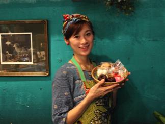 """【料理家ラボ】松橋 美和子さん """"人生に寄り添うスイーツを作りたい"""""""