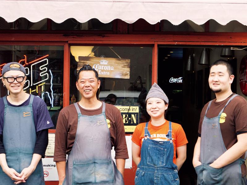 #8|スタイルのあるお店-三軒茶屋/アメリカンダイナー 「BAKER BOUNCE」