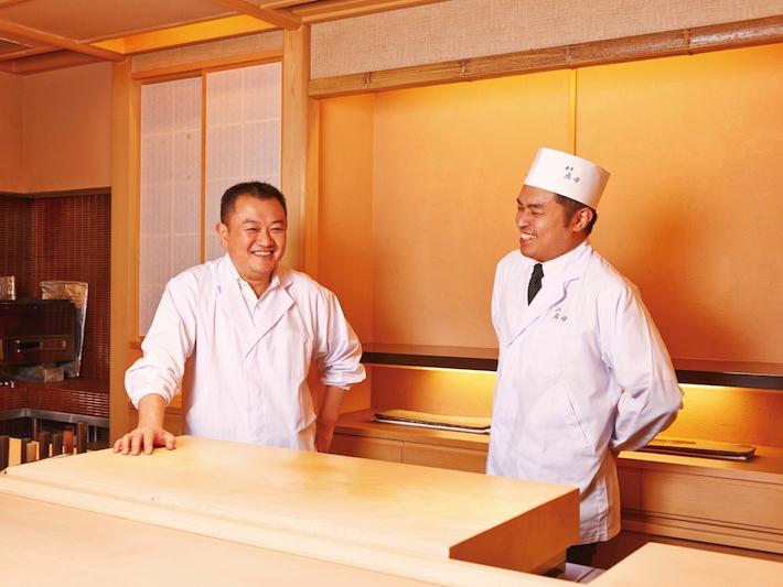 【血統の一皿】奥田ー銀座ー:五十嵐大輔さん「憧れる師匠の看板を守る高揚感」