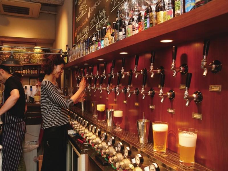 |CRAFT BEER IMPACT| 日本のクラフトビール その実力を堪能できる 東京のお店 part02