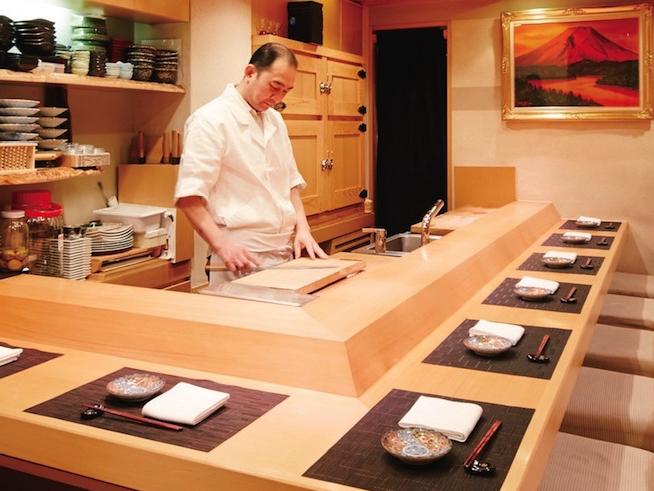 【日本料理 綾】銀座|名店仕込みの料理を気軽に体感できる和食とワインが愉しめる名店