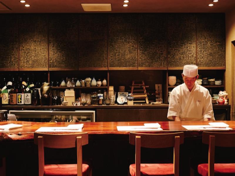 東京「和食とワイン」の名店|夫婦ともにお酒のプロフェッショナルな店「四谷 ふく」ー四谷三丁目ー
