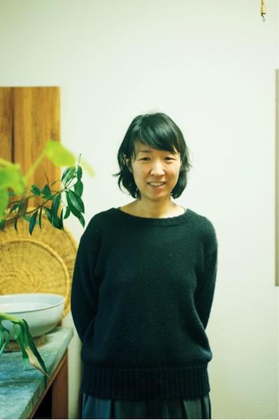 冷水希三子(Kimiko Hiyamizu)