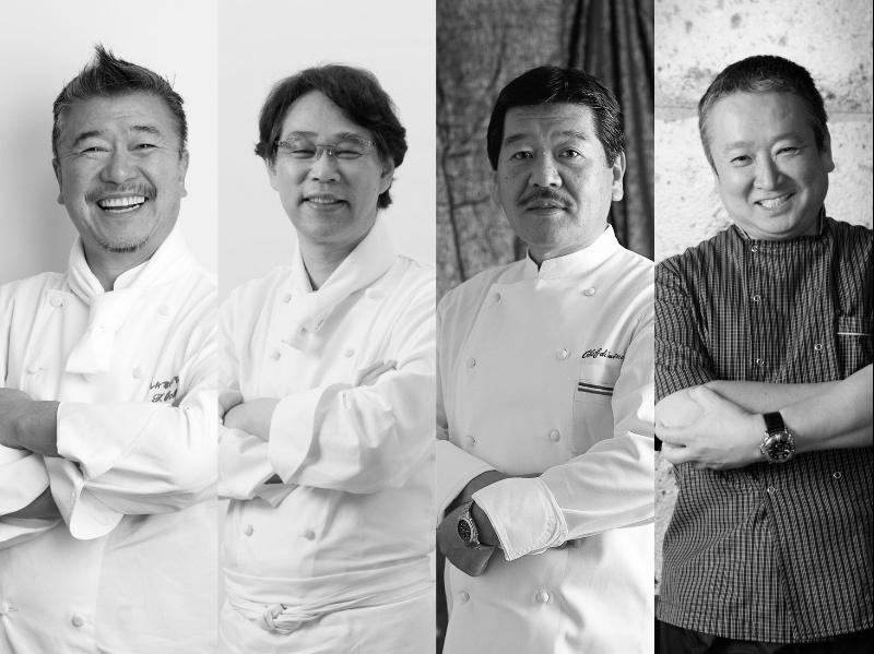 #8|1980年代、東京のイタリア料理を牽引した当代を代表するシェフたち
