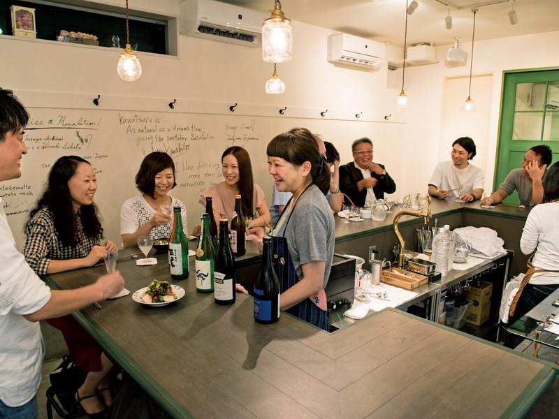 #14|精鋭の蔵元たちが選んだ東京美酒の名店ガイド|日本酒の実力派パイオニア!「GEM by moto」