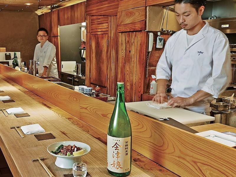 #6|エレガントに日本酒を嗜む和の店|勢いのある新参店 前編
