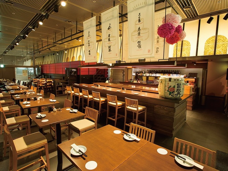 |精鋭の蔵元たちが選んだ東京美酒の名店ガイド|地酒銘酒9蔵元が手がける店「酒蔵レストラン 宝」