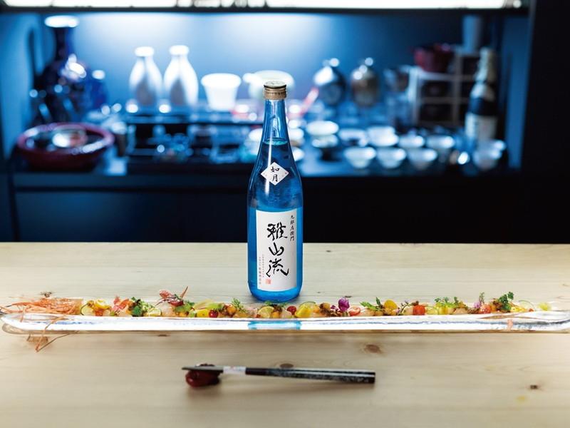 #16|精鋭の蔵元たちが選んだ東京美酒の名店ガイド|NY仕込みのペアリングで酒の魅力が花開く「赤星とくまがい」