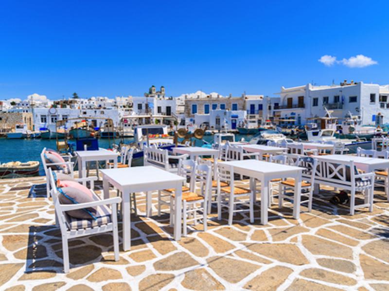地中海美食クルーズ Part03 第三寄港先は「スピローズ」ーギリシャー