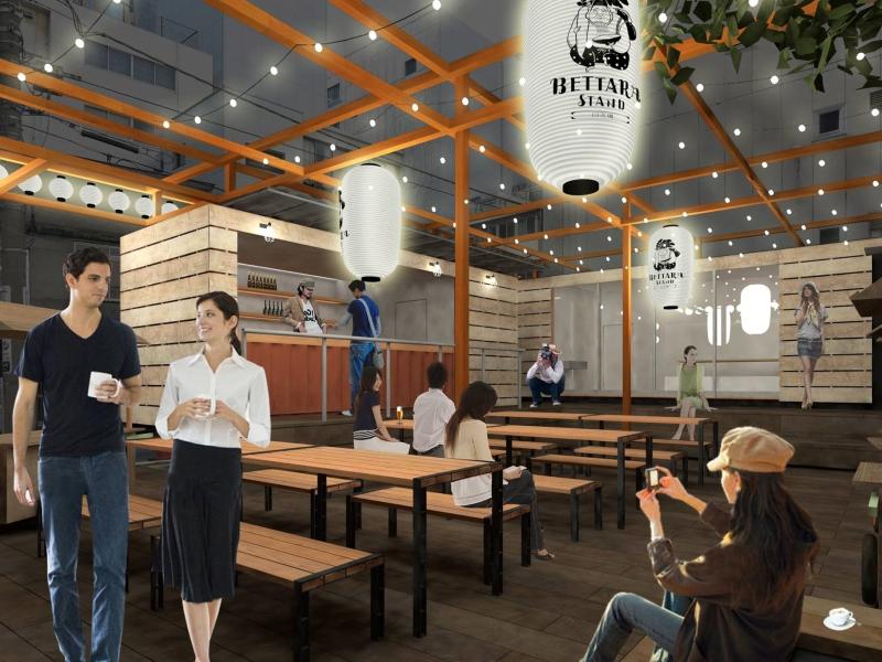 日本橋小伝馬町に新たな集会所!?  美味しいビールが飲める「BETTARA STAND 日本橋」オープン!