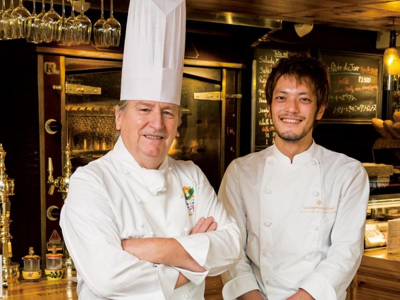 【血統の一皿】ル・コントワール ・オクシタン:中山祐樹シェフ「フランス家庭料理の伝統を受け継ぐ」