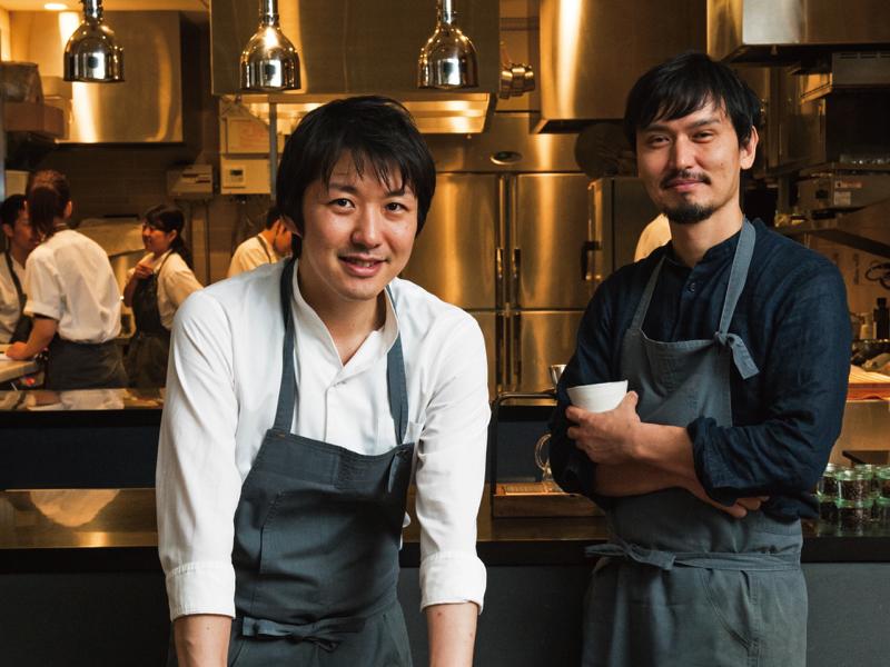 【血統の一皿】ラ・ボンヌターブル-日本橋-中村和成さん「常に進化する美味しいテーブル」