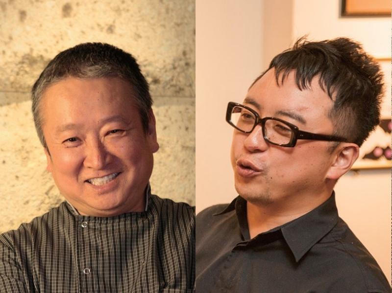 #11 山田宏巳さん、山本憲資さんに訊く!「尊敬している鮨屋のこと」