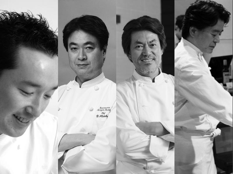 #9|1990年代、東京のイタリア料理を牽引した当代を代表するシェフたち