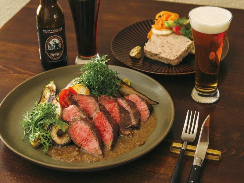 |TOKYO BEERNISTA|大井町「ビストロ オレイユ」上質なビストロ料理といただく 職人魂がこもったビール
