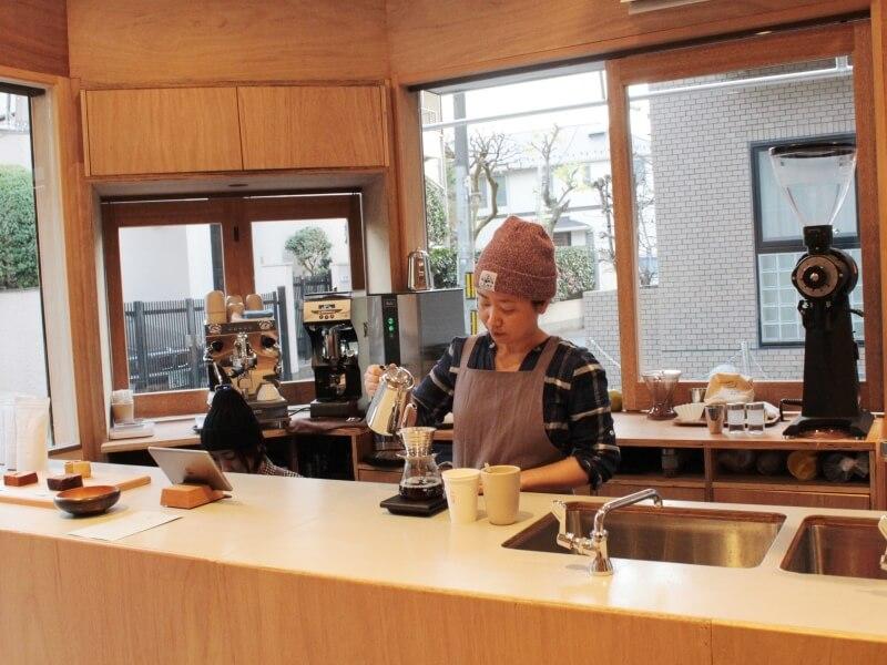 三軒茶屋の小さなロースタリー「Coffee Wrights(コーヒーライツ)」で美味しい珈琲はいかが?