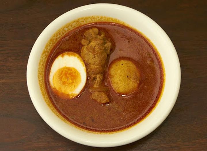 この料理に感動した『こだわりの一皿』|チキンカレー|ピキヌー|駒沢大学