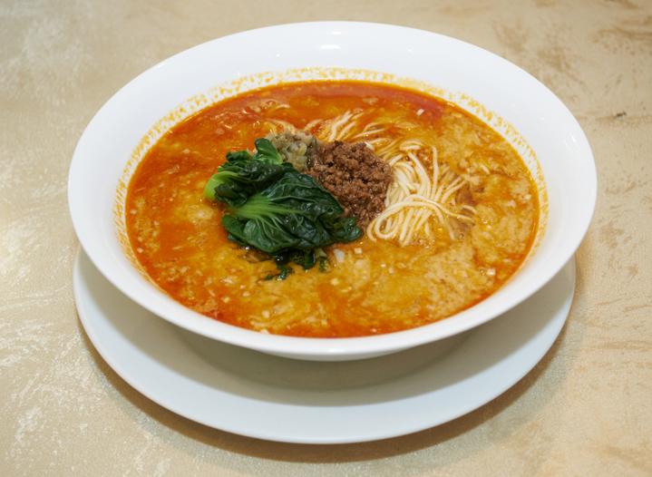 この料理に感動した『こだわりの一皿』|担々麺|龍の子|渋谷