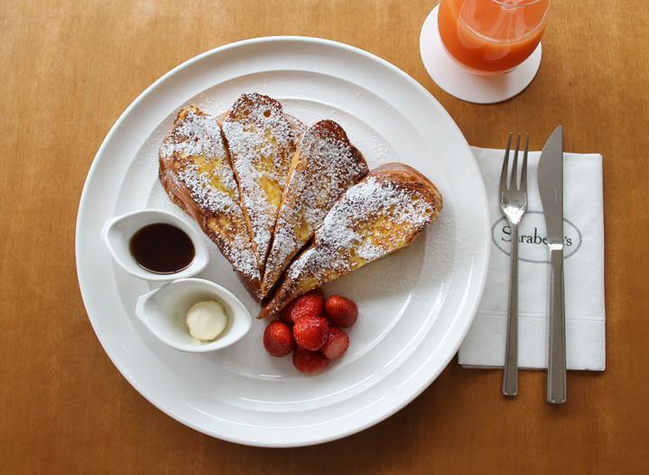 この料理に感動した『こだわりの一皿』|フレンチトースト|サラベス|恵比寿