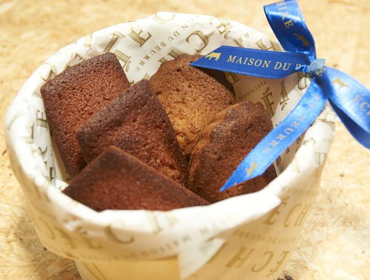 |季節のおくりもの|バター専門店が手がける贅沢な贈り物 「エシレ」のスイーツ