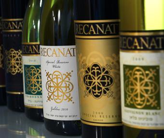 レカナッティのスペシャルリザーブワイン