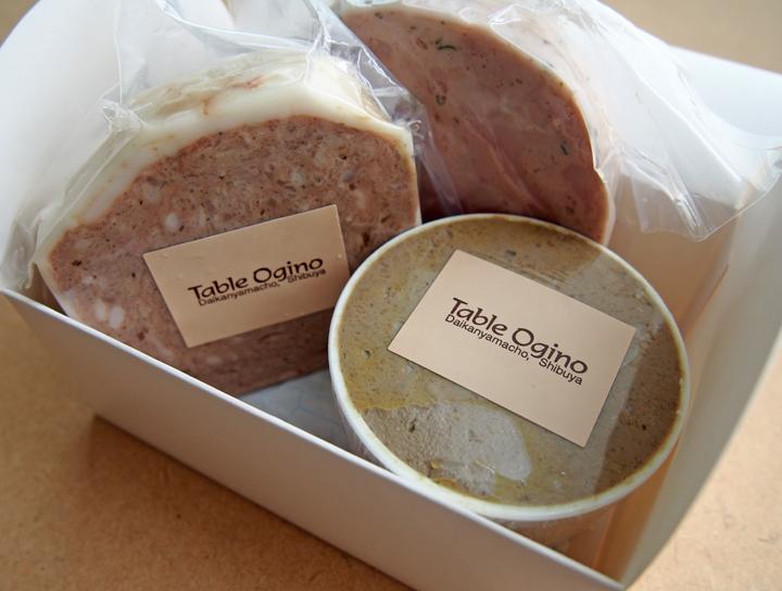 |季節のおくりもの|一度食べたら感動の味わい「ターブルOGINO」のパテ ド カンパーニュ